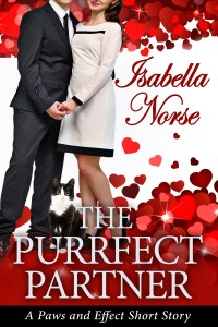 The original cover for The Purrfect Partner
